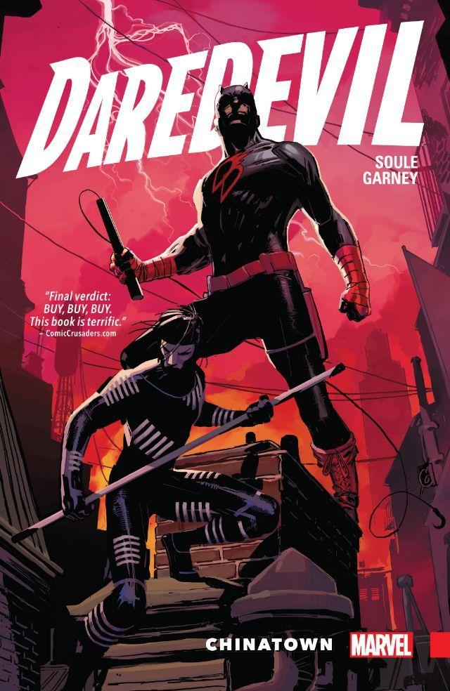 Daredevil: Back In Black Vol. 1 #TPB #Marvel @marvel @marvelofficial #Daredevil (Cover Artist: Ron Garney) Release Date: 5/11/2016