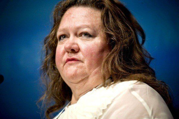 "Gina Rinehart, the world's richest woman, says people who are jealous of the wealthy should work harder.    ""If you're jealous of those with more money, don't just sit there and complain,"" she said in a magazine piece. ""Do something to make more money yourself — spend less time drinking or smoking and socialising, and more time working.""    Best part? Rinehart inherited her wealth."