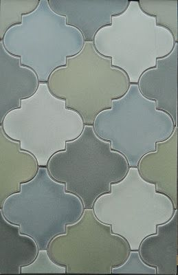 Pratt and Larson Tile and Stone: Introducing the P Arabesque