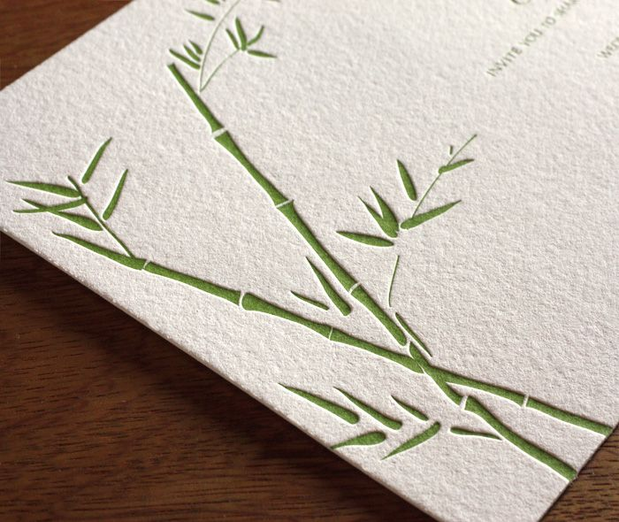 61 best {invitation design} lucky bamboo images on Pinterest - fresh wedding invitation card create