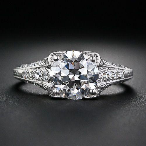 Grandma's antique/vintage engagement ring...advice needed please! :  wedding antique engagement ring vintage 1350466677 10 3 5240  1 Of 5