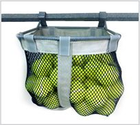 Small Sports Bag, perfect way to keep baseballs, golf balls, and other sports equipment organized and accessible.