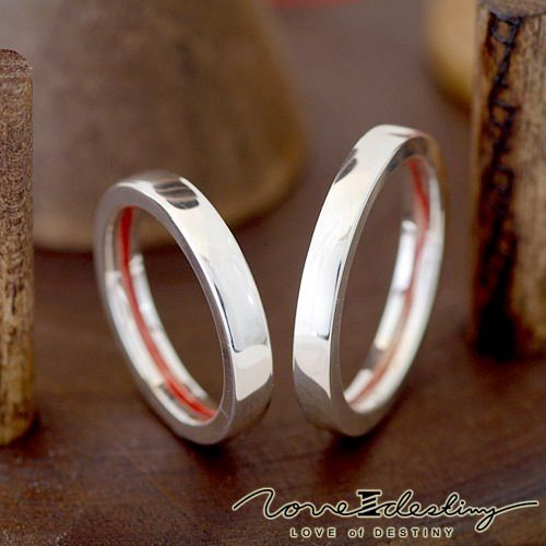 Red thread destiny rings