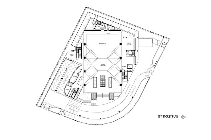 1st Storey Plan