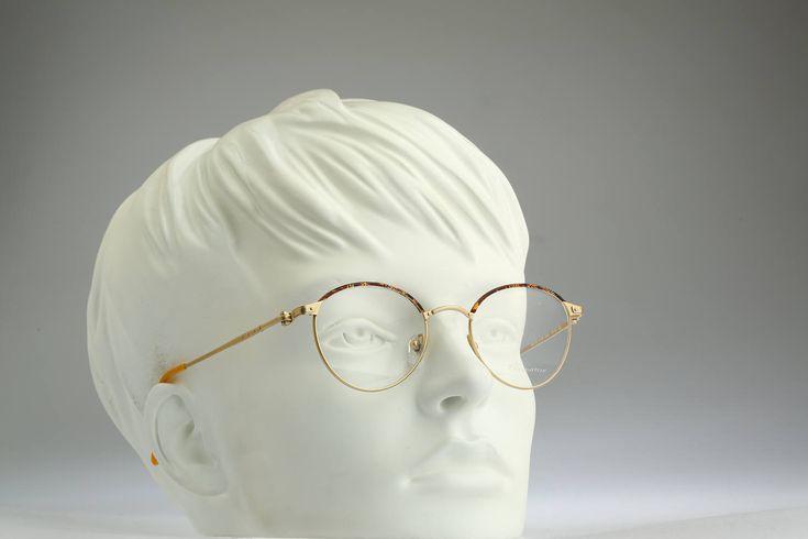 Blumarine Mod BM 151 G30 1 BLD / Vintage eyeglasses and sunglasses / NOS / 90s optical frame by CarettaVintage on Etsy