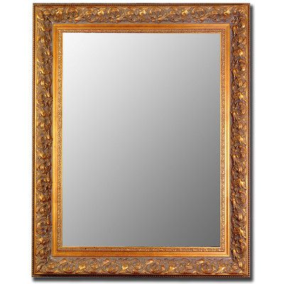 """Hitchcock Butterfield Company Museo Classic Wall Mirror Size: 81"""" H x 42"""" W"""