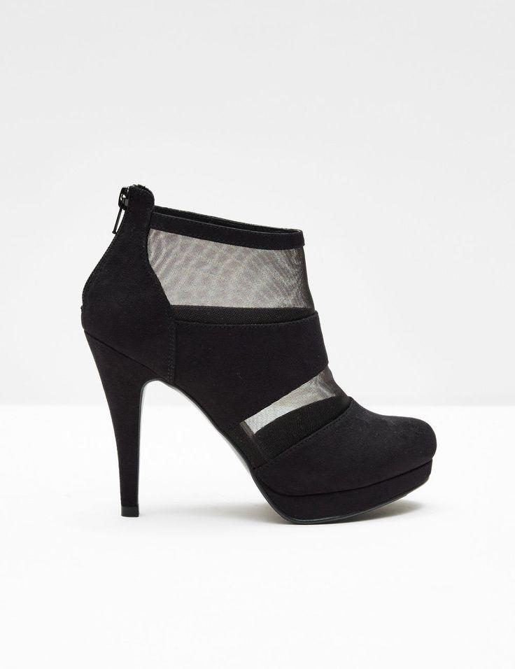 Chaussures à talons noires femme • Jennyfer
