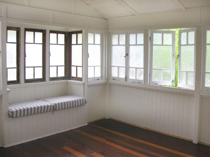 Queenslander casement windows