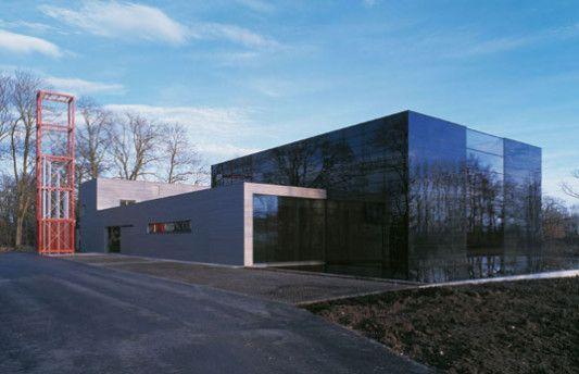 solar Ansicht Gemeindesaal, Pfarrzentrum St. Franziskus in Wels/A