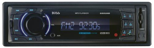 EMPLOYER Sound 625UAB In-Dash Single-Din Removable USB/SD/MP3 Gamer Receiver Bluetooth Streaming Bluetooth Hands-free suffering from Distant - http://onlinebusiness-rc.com/carstereo/boss-audio-625uab-in-dash-single-din-detachable-usbsdmp3-player-receiver-bluetooth-streaming-bluetooth-hands-free-with-remote/