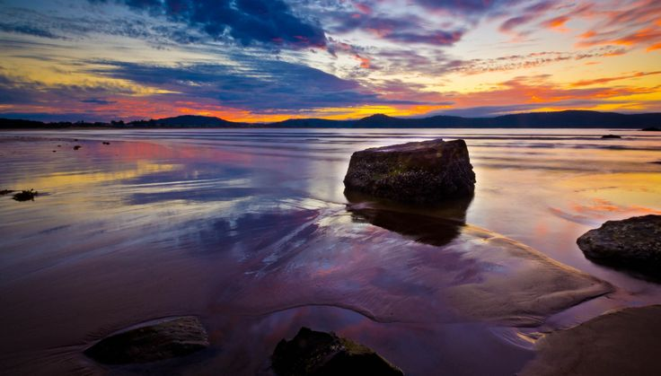 Glorious sunrise by Pepe Rojas / 500px