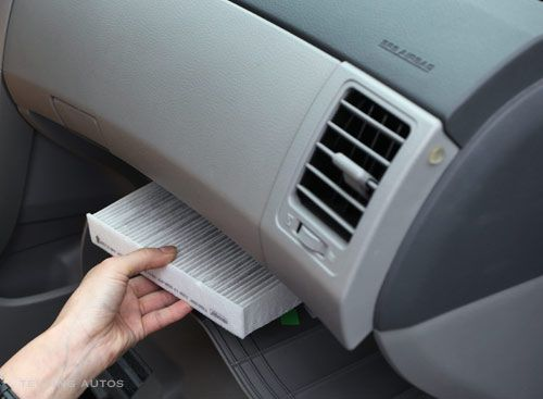 When should you replace your car's cabin filter?