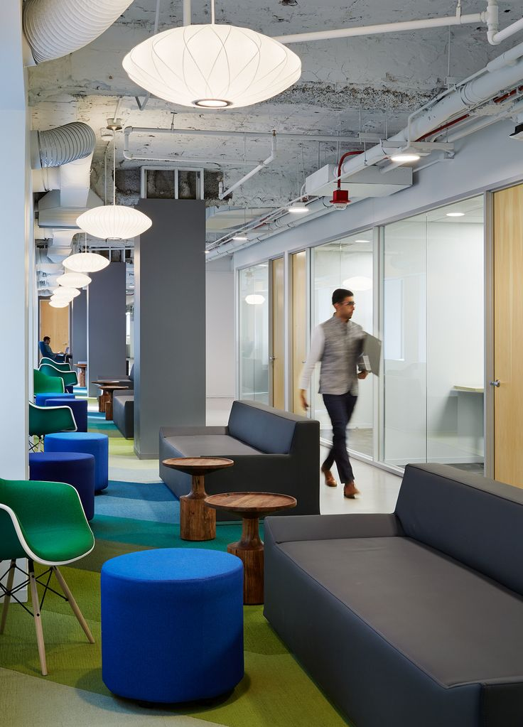 Avant Offices By Eastlake Studio Chicago Illinois Retail Design Blog