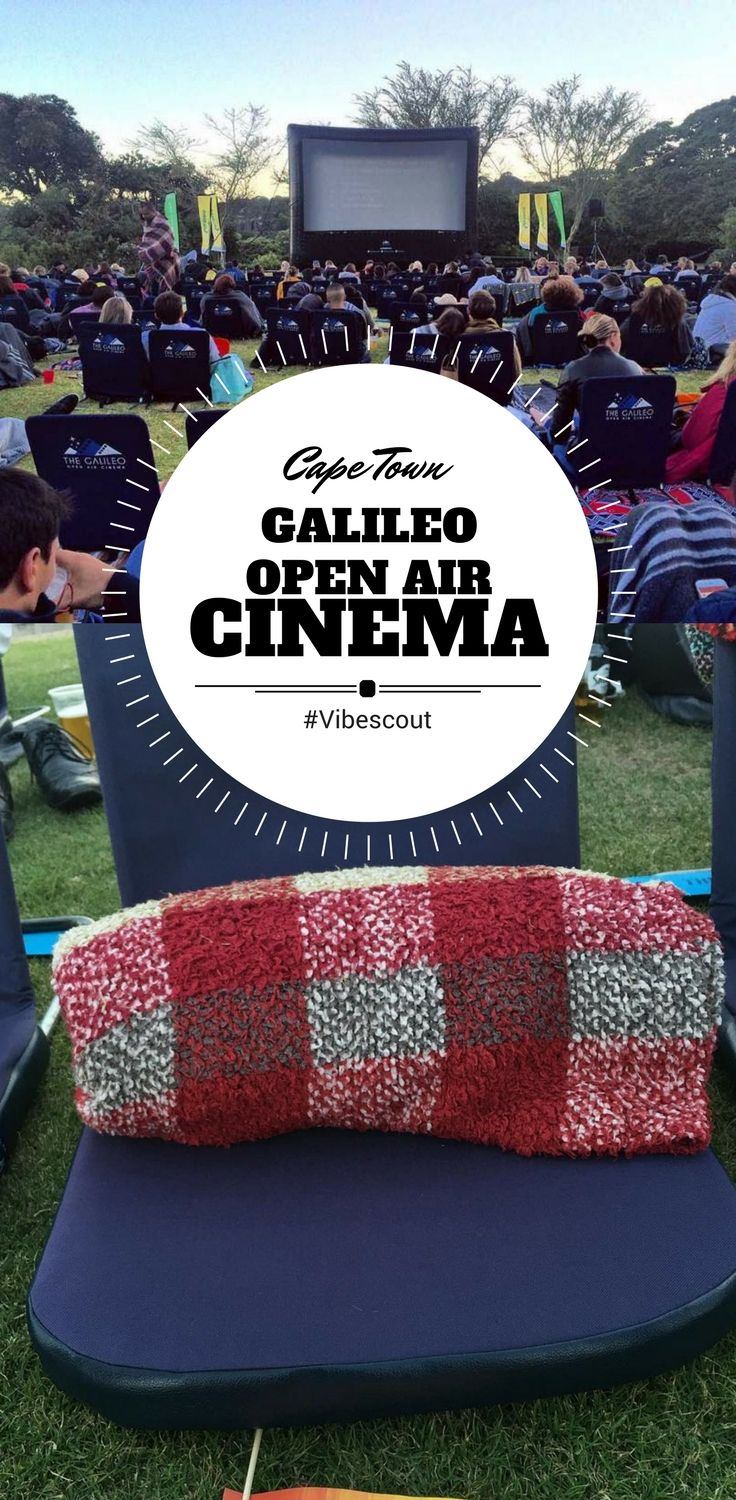 Cape Town Galileo Open Air Cinema