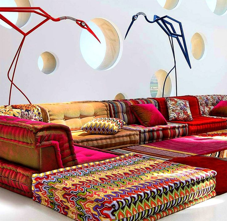 40 Incredible Lofts That Push Boundaries: 1000+ Ideas About Floor Couch On Pinterest