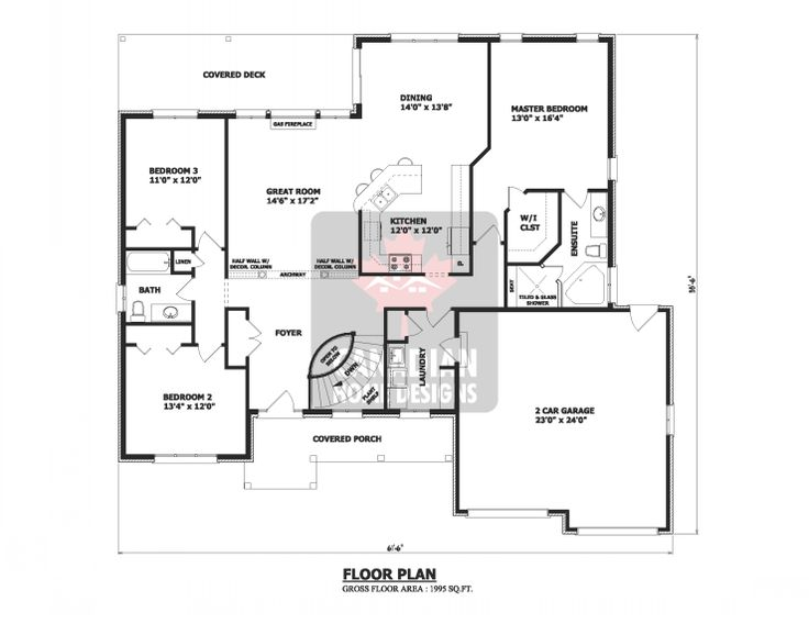 41 best Ideas for the House images on Pinterest | House floor plans ...