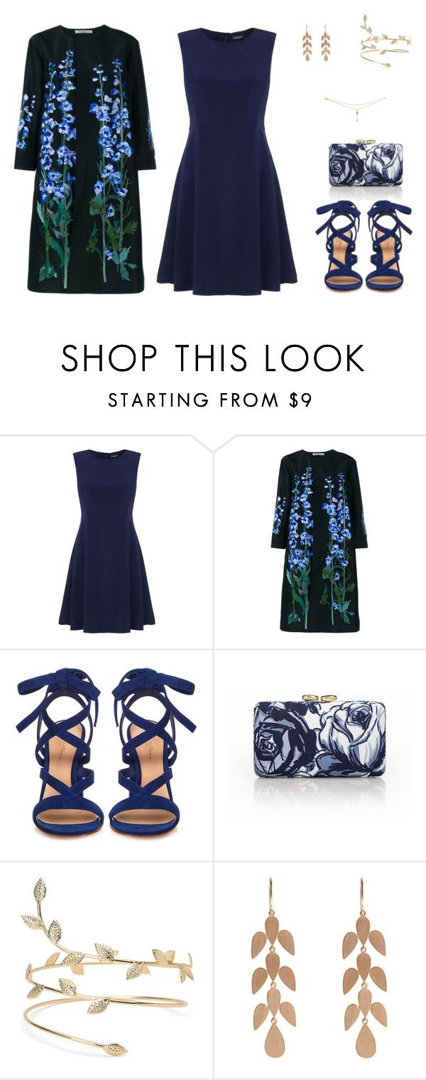 сет 3 by alionka-100 on Polyvore featuring мода, Tommy Hilfiger, Alice Archer, Gianvito Rossi, Talbots and Irene Neuwirth