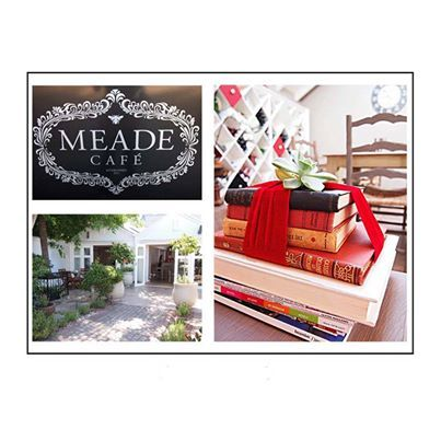 Meade Café has a different, fresh approach to food. We believe that our eatery creates a sense of community over a delicious plate of food. #meadecafe #food