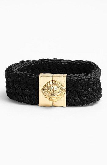 Anne Klein Cord Bracelet available at #Nordstrom