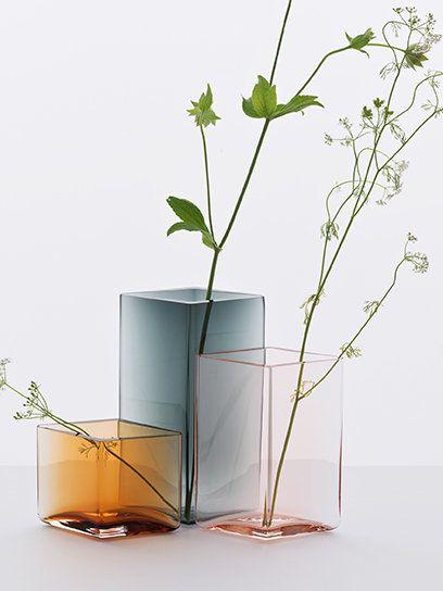 Iittala, Ruutu (het Finse woord voor diamant), een ontwerp van Ronan en Erwan Bouroullec