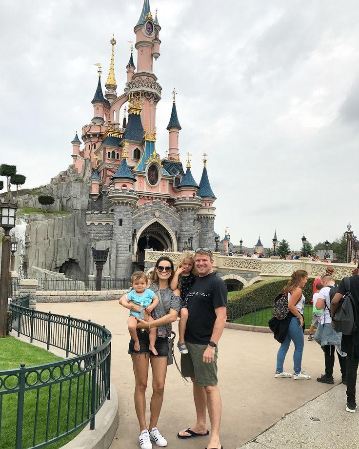 Disneyland Paris com bebês e crianças pequenas