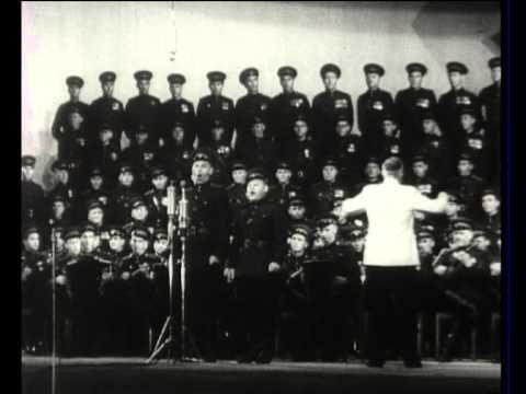 Выступление Ансамбля в Берлине