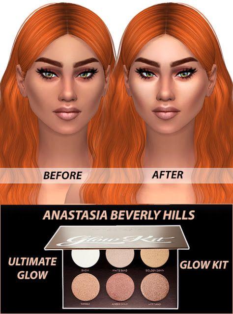 ANASTASIA BEVERLY HILLS Glow Kit   Hallow-Sims