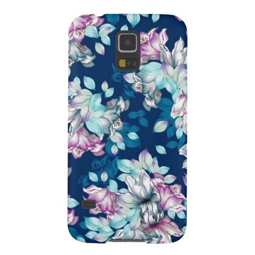 Textile Design Pattern Samsung Galaxy S5 Case