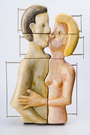 Lu0027Abbraccio By Gaetano Pesce At Fred Torres Collaborations, New York   Art  