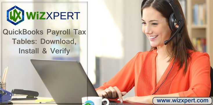 In this we discuss about how to download the QuickBooks Payroll Tax Table into your computer system. You can turn on the automatic updates feature in QuickBooks Desktop which help you to  receive payroll tax table updates automatically into in QuickBooks software. For more detail please visit the website: https://www.wizxpert.com/quickbooks-payroll-tax-tables/