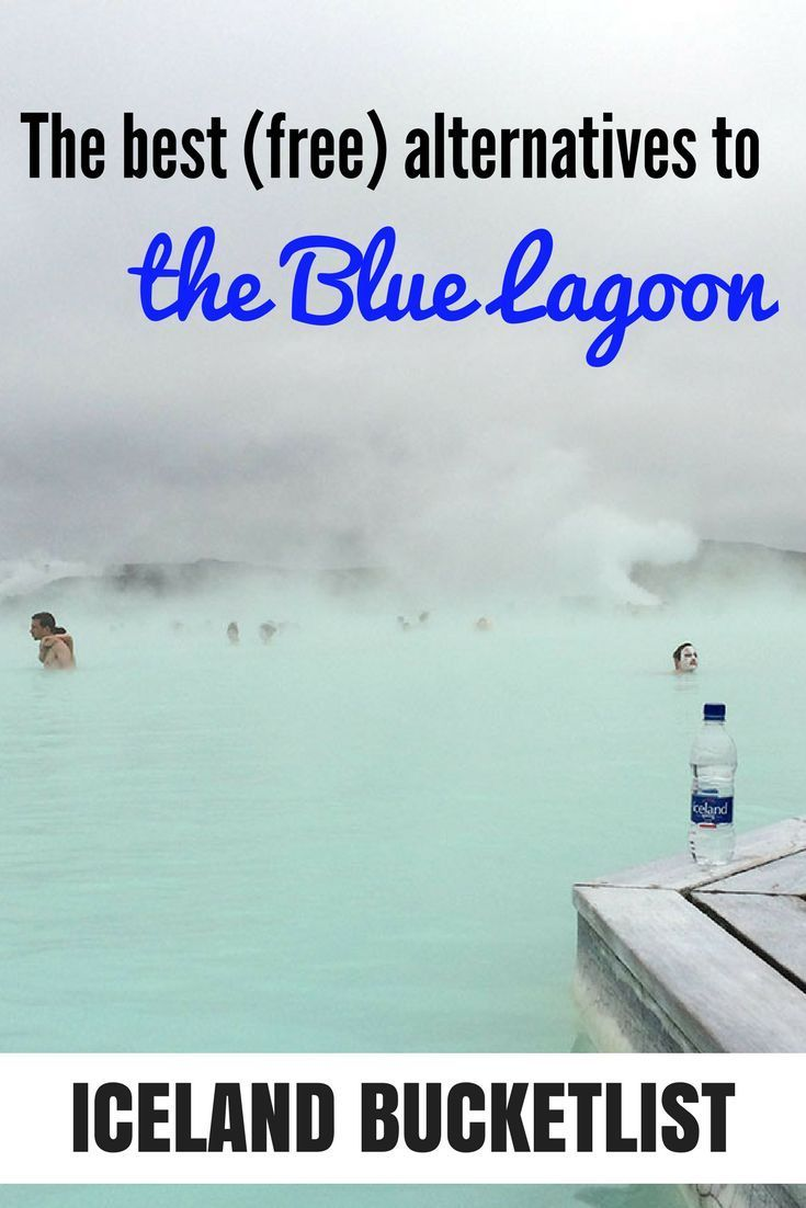 A list of the best (free) alternatives to Iceland's popular Blue Lagoon. Including nature baths, hot streams and the best hotpots. Check my blog and find out all you need to know before going to Iceland!