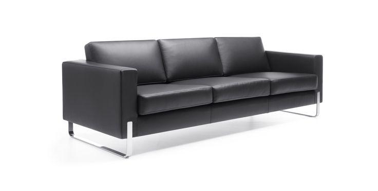 Model: myTURN Sofa. Designer: Paul Brooks. Product Code from photo: myTURN Sofa 30V chrome.