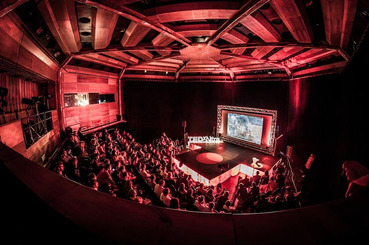 Stage @ TEDxNitra 2013