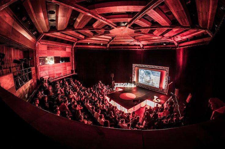 Stage @ TEDxNitra 2013