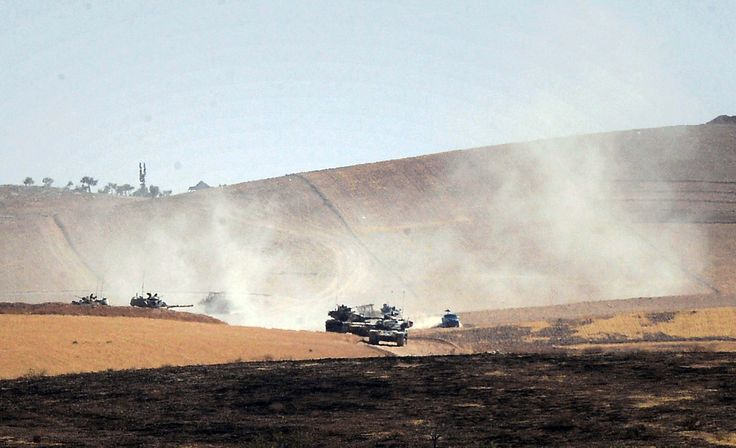 How Turkey's offensive into Syria is opening up a hornet's nest