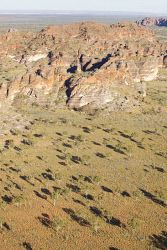 TWA-0049011 © WestPix Flying over Purnululu National Park in the Kimberley recently. Picture: Stephen Scourfield The West Australian