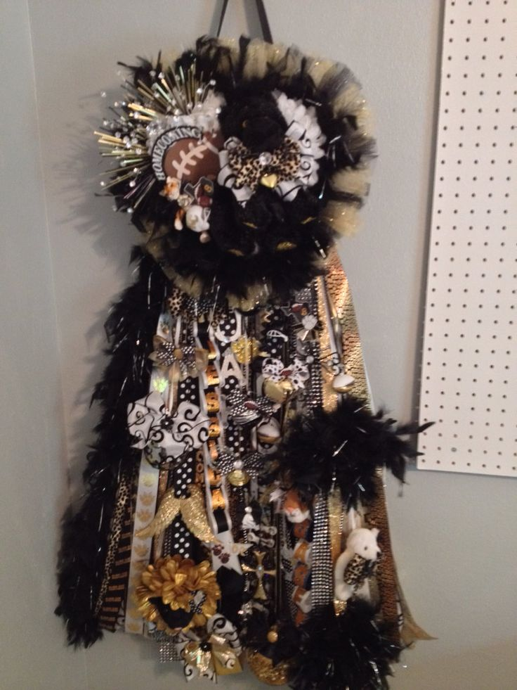 17 best ideas about homecoming mums on pinterest