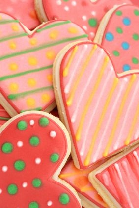 The Best Sugar Cookie Recipe - add 1tsp vanilla & 1/2 tsp almond