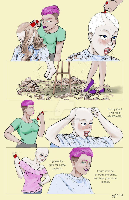 51 Best Cartoon Haircut Images On Pinterest Anime
