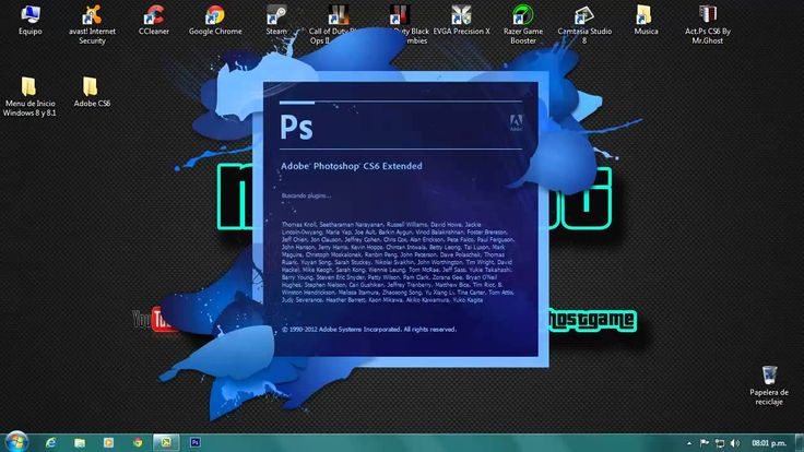 Activar Photoshop cs6 De Forma Permanente