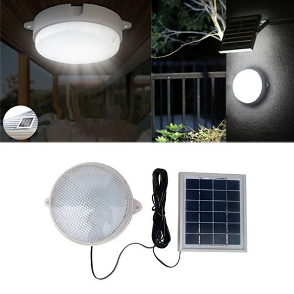 3w Solar Powered Light Sensor Led Ceiling Light Wall Lamp For Outdoor Street Pathway Solar Powered Lights Solar Wall Lights Solar Pathway Lights