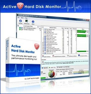 Active Hard Disk Monitor Pro 3.0.2 ~ Software | Free Software Download | Software Reviews | Application Software