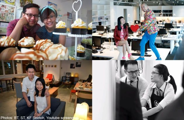 """Andrew Tan and Mitsuko Murano Founders of lifestyle boutique Atomi   """" It was love at first sight and I immediately went after her when she just arrived in Singapore to work in a Japanese company,"""" recalls Andrew Tan, co-founder of Japanese lifestyle boutique Atomi alongside his wife, Mitsuko Murano.  - See more at: http://women.asiaone.com/women/people/skills-and-roles-couples-help-their-businesses-flourish?page=0%2C4#sthash.8Faj6TB7.dpuf"""