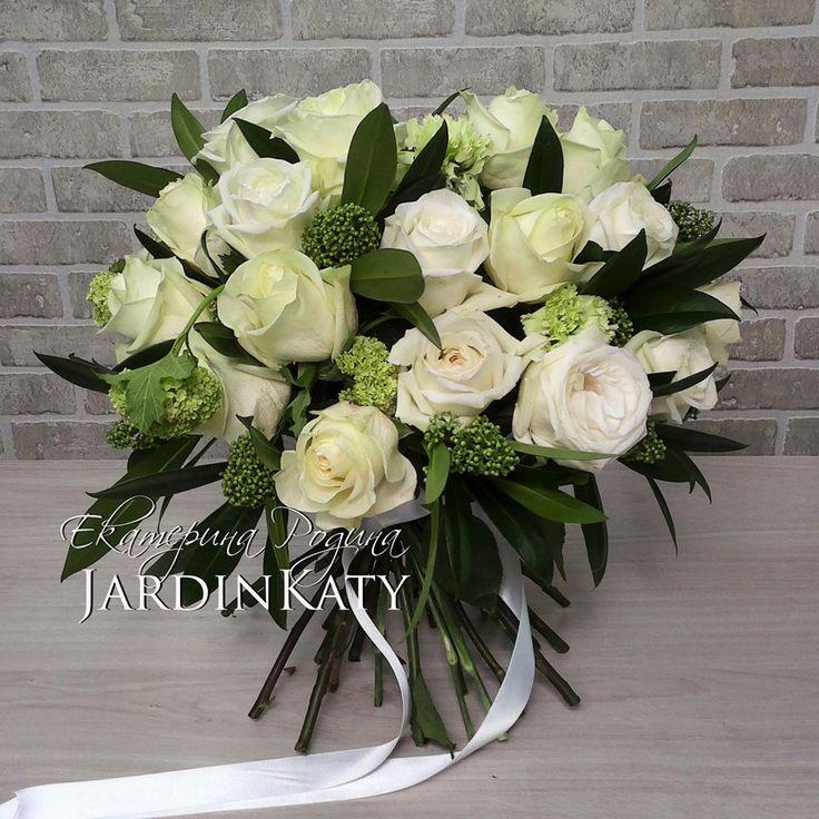 Белые, белые розы!!!