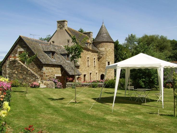631 best Manoir manor images on Pinterest Bretagne, Manor houses