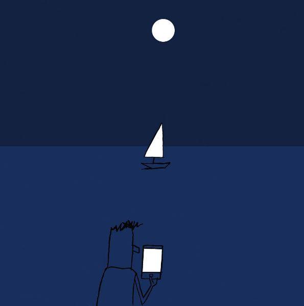 простые рисунки — Sol omnibus lucet