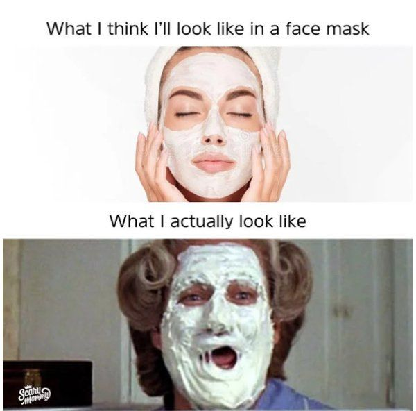 flirting meme awkward meme face mask