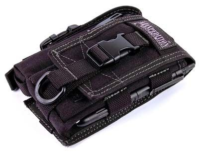 MAXPEDITION's Tri-Carry 6 Multi-purpose tool pouch designed for your every day micro-organizational needs.