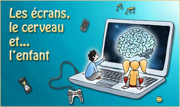 Les écrans, le cerveau et... l'enfant est un projet thématique pour l'école primaire, permettant aux enseignants, enfants et parents d'explorer les raisons pour lesquelles les jeux vidéo, Internet et autres « écrans » sont si fascinants et captivants.