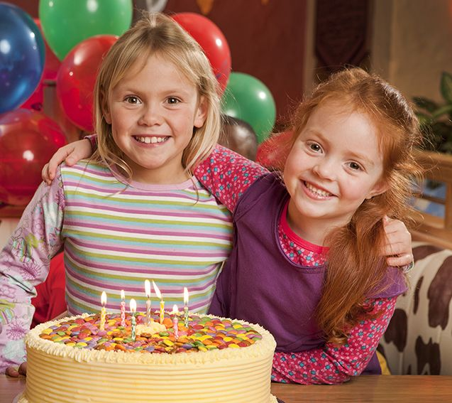 Have fun, memorable birthday parties at Spur Steak Ranches | http://www.spur.co.za
